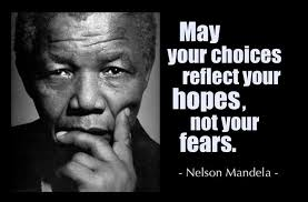 choices reflect hopes