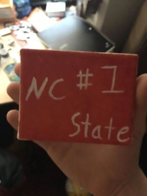 NC State # 1